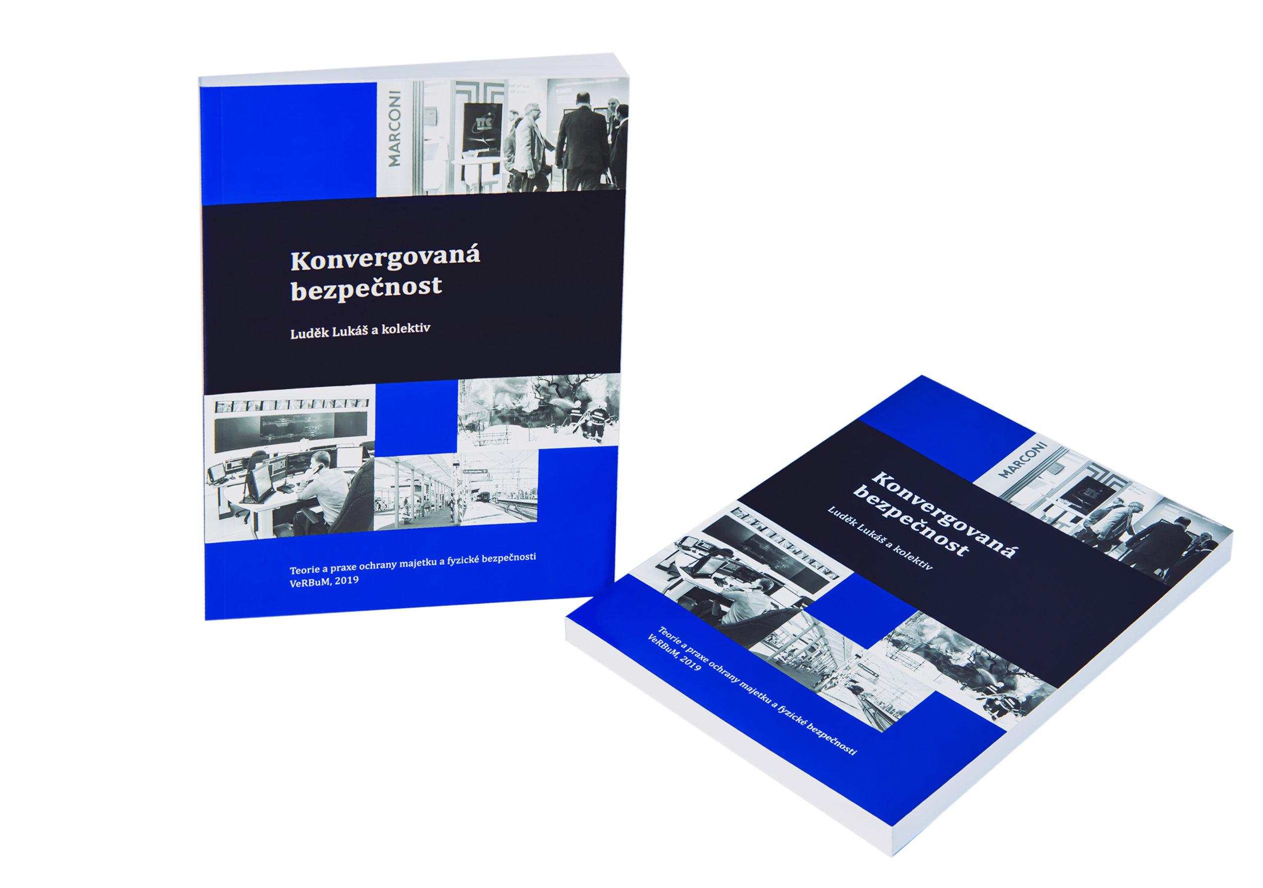 Kniha o roojování fyzické, provozní a kybernetické bezpečnosti.
